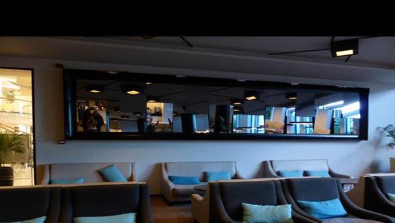 Lobby w hotelu Astera
