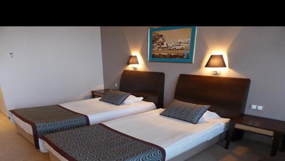 Pokój w hotelu Astera