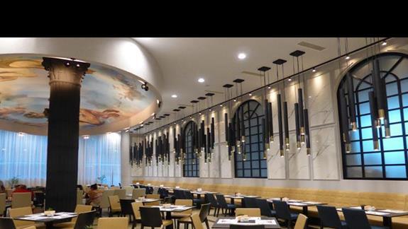 Restauracja w hotelu Astera