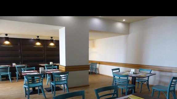 Restauracja w hotelu Azalia