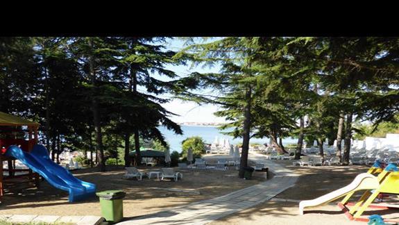 Plac zabaw  w hotelu Sol Nessebar Bay Mare