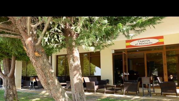 Restauracja a'la carte  w hotelu Sol Nessebar Bay Mare