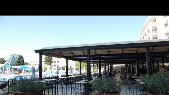 Restauracja  w hotelu Sol Nessebar Bay Mare
