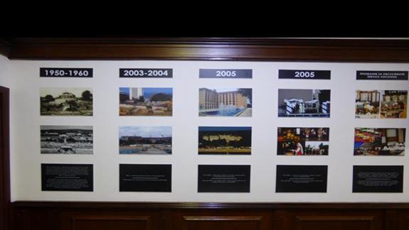 Galeria w hotelu Melia Grand Hermitage