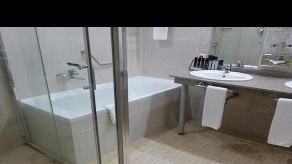 Łazienka w hotelu Melia Grand Hermitage