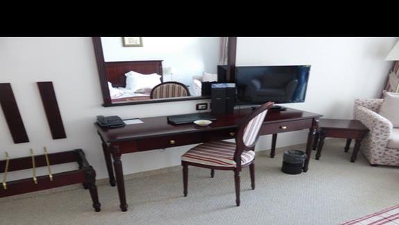 Pokój w hotelu Melia Grand Hermitage