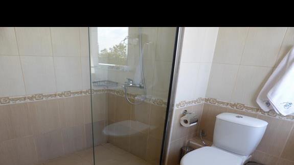 Łazienka w hotelu Royal Bay