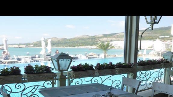 Restauracja w hotelu Royal Bay