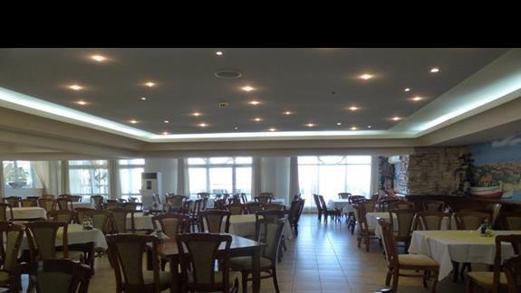Restauracja w hotelu Villa List