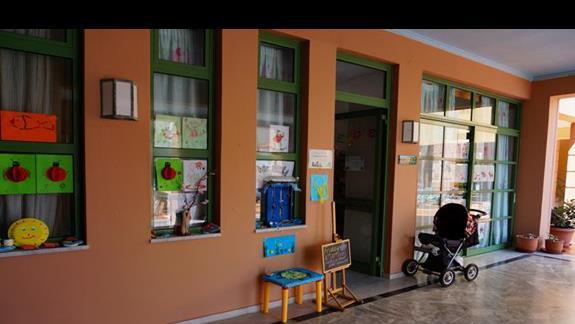Mini klub w hotelu Samaina Inn