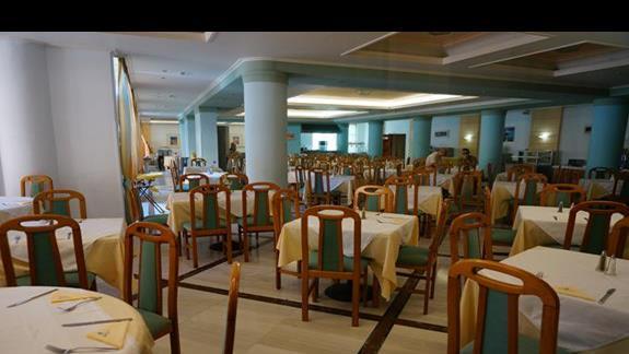 Restauracja w hotelu Samaina Inn