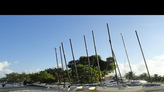 Playa Pesquero - wypożyczalnia sprzętu do sportów wodnych