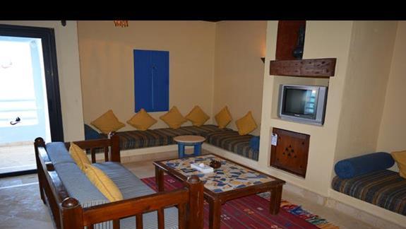 Pokój suite hotelu Marina Lodge