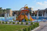 Hotel Sunrise Marina Resort - Aquapark hotelu Rehana Port Ghalib