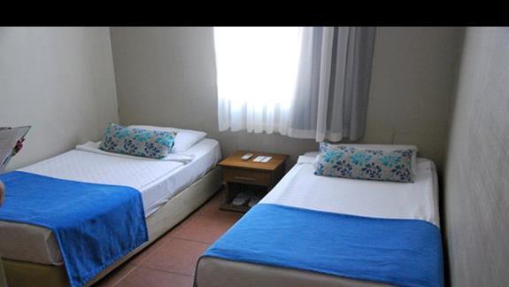 Pokój rodzinny cz. 2 w hotelu Lyra Resort