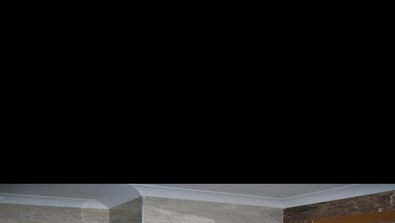 Łazienka w pokoju hotelowym standardowym w Mary Palace