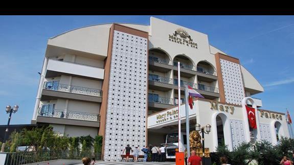 Mary Palace - wejście główne