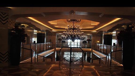 Lobby w Royal Taj Mahal