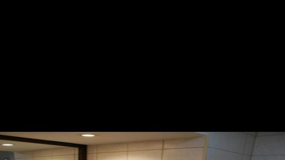 Łazienka w pokoju standardowym w hotelu ASKA Washington