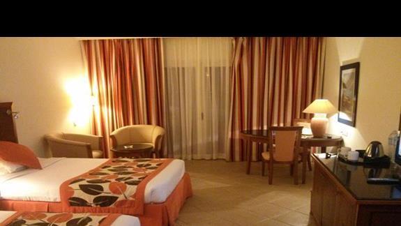 Pokój - zdjecie z korytarza.