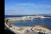 Hotel Paradise Bay Resort - Widok z pokoju na Gozo.