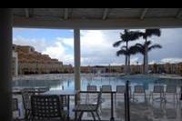 Hotel SBH Monica Beach - widok z baru basenowego