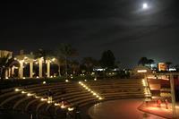 Hotel Xperience Kiroseiz Parkland - amfiteatr gdzie odbywaly sie wieczorne animacje