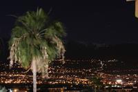 Hotel Blue Sea Puerto Resort - widok z balkonu na La Orotave
