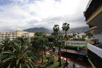 Hotel Blue Sea Puerto Resort - widok z balkonu