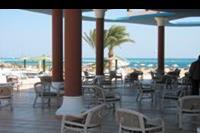 Hurghada - basen i widok na morze