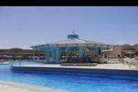 Hotel Ali Baba Palace - bar nad basenem