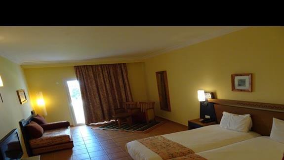 Pokój standardowy w hotelu Iberostar Founty Beach