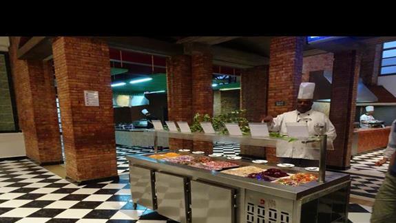 Restauracja w hotelu Agador Caribbean Village
