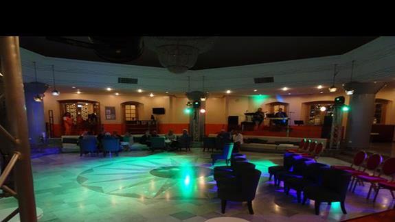 Lobby w hotelu kenzi Europa