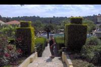Hotel Chrousso Village - ogród:)