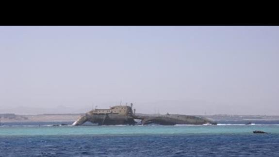 Statek na rafach
