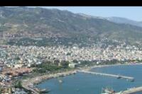 Alanya - Widok na port