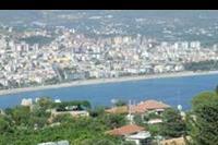 Alanya - Panorama ze wzgórza
