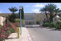 Hotel Esplanade - wejście od strony ulicy
