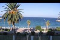 Hotel Esplanade - widok z okna - dlatego warto wybrac ten hotel!