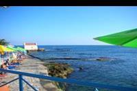 Hotel Eri Beach - BETONOWE ZEJSCIE DO WODY