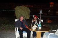 Makadi Bay - Wieczorem przy winku i shiszy