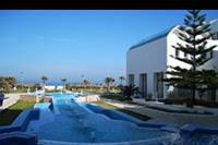 Hotel Amir Palace - ciekawa fontanna