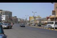 Hurghada - Glówna ulica Hurghady