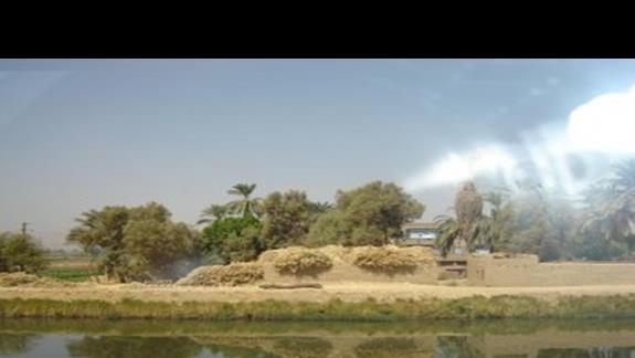 Droga do Luksoru - Nil