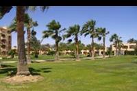 Hotel Sentido Palm Royale Soma Bay - ogród