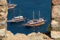 Alanya - Wycieczka statnkiem po jaskiniach