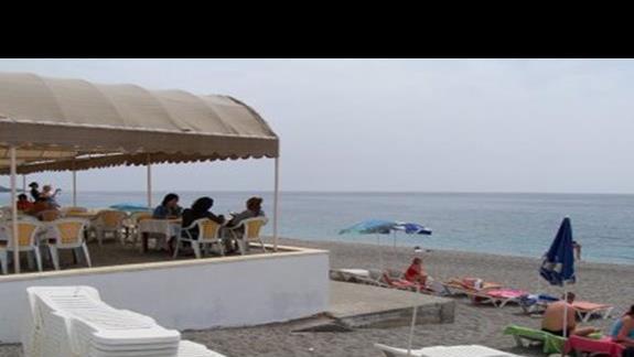 bar na plazy