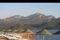 Hotel Labranda Mares Marmaris - Widok na góry