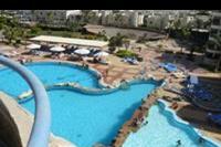 Hotel Sea Gull Beach Resort - widok na baseny hotelowe